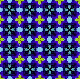 pic of parallelepiped  - background pattern made from piece of flower in modern style created from filter technique - JPG