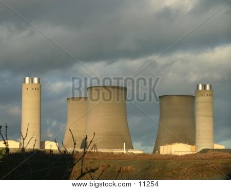 Power Station 3 poster