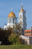 Orthodox Cathedral In The Sumy