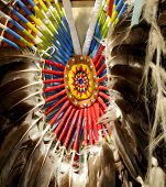 American Indian Celebration Feathers