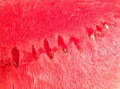 Juicy Watermelon Fresh Background