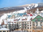 Mount-tremblant Ski Resort