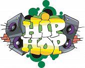 Projeto de Graffiti Hip-Hop