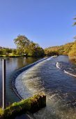 The River Leven At Newby Bridge
