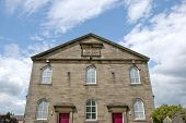 Baptist Chapel In Haworth Yorkshire