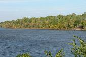 Autumn Along  Mississippi River
