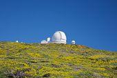 Roque De Los Muchachos observatorios