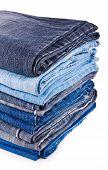 Pila de Jeans