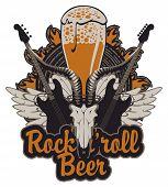 rocknroll poster