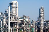 Petrochemical Industrial Plant