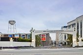 Sony Pictures Entertainment Studio Main Gate