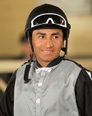 Thoroughbred Jockey Rafael Bejarano