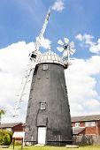 Burwell Windmill, East Anglia, England