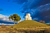 Chapel On Green Hill, Nin, Dalmatia