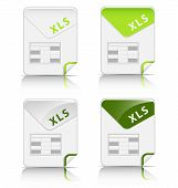 File Type Icons (xls)