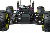 RC Radio Control Auto Monstertruck