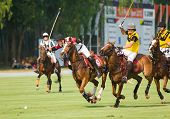 Thai Polo Open 2013 In Pattaya, Thailand