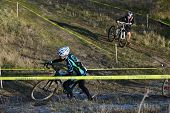 Cyclocross Riders