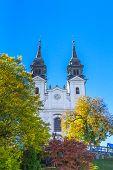 Poestlingberg Basilica, Linz, Austria