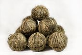 Balls Of Exclusive Green Chinese Tea