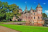 beautiful romantic holland castle de Haar (from my castles collection)