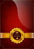Red Invitation Design