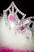 image of beauty pageant  - Tiara With Jewels  - JPG