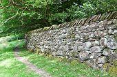 English Stone Wall