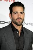 LOS ANGELES - SEP 19:  Jesse Metcalfe at the The Hollywood Reporter's Emmy Party at Soho House on Se