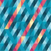 Abstract Background - Geometric Pattern - Illustration