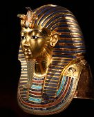 The Mask Of Tut Ankh Amon