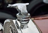 Ford 1929 Quail Hood Ornament