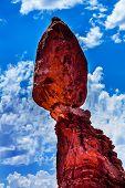 Balanced Rock Arches National Park Moab Utah