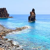 Coast of El Hierro island, Canaries
