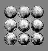 Nine Balls