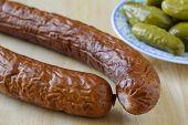 Polish Sausage Kielbasa