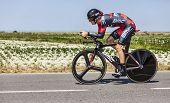 The Cyclist Tejay Van Garderen