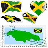National Colours Of Jamaica