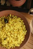 Hyderabadi Khichdi - an Indian/South Asian dish