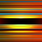 Abstract striped blue, brown and orange background