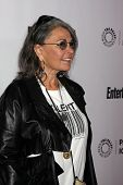 LOS ANGELES - MAR 10:  Roseanne Barr at the PALEYFEST Icon Award IHO Judd Apatow at Paley Center For