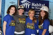 LOS ANGELES - MAR 8:  Rebecca Herbst, Maura West, Emme Rylan, Haley Pullos at the 5th Annual General