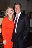LOS ANGELES - MAR 4:  Melody Thomas Scott, Peter Bergman at the Melody Thomas Scott Celebrates 35 Ye