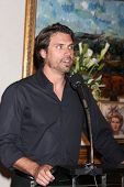 LOS ANGELES - MAR 4:  Joshua Morrow at the Melody Thomas Scott Celebrates 35 Years at the