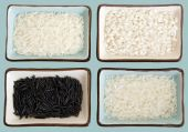 Rice With Clipping Path