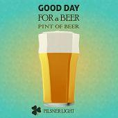 Good Day For A Beer - Pilsner Light
