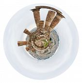 pic of hercules  - little planet  - JPG