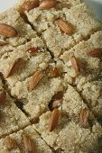 pic of halwa  - Close up view of halwa - JPG