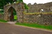 Old Inverlochy Castle, United Kingdom