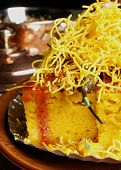 Dal Dhokli - Traditional Rajasthani dish
